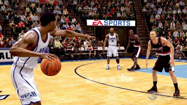 NBA Live 09 Screenshot #57 for Xbox 360