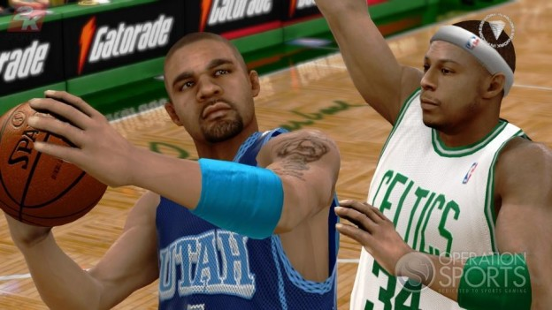 NBA 2K9 Screenshot #12 for Xbox 360