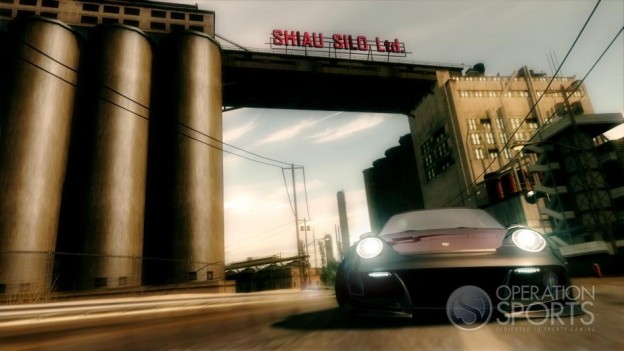 Need for Speed Undercover Screenshot #1 for Xbox 360
