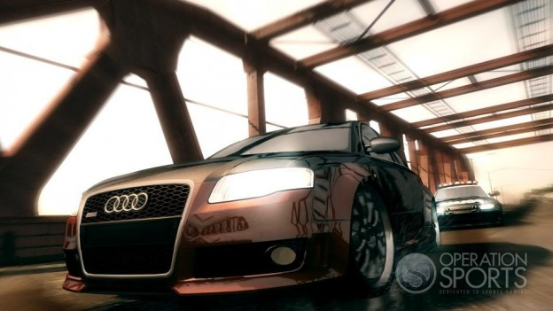 Need for Speed Undercover Screenshot #2 for Xbox 360