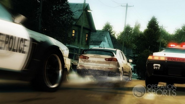 Need for Speed Undercover Screenshot #5 for Xbox 360