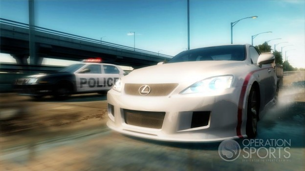 Need for Speed Undercover Screenshot #6 for Xbox 360