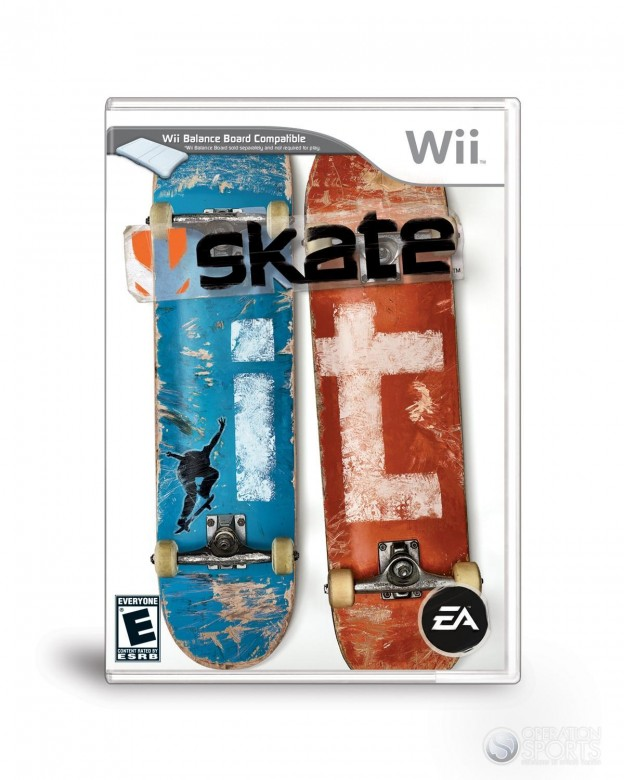 Skate It Screenshot #15 for Wii