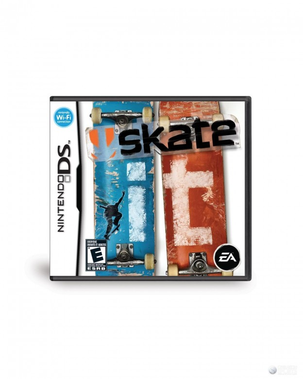 Skate It Screenshot #3 for NDS