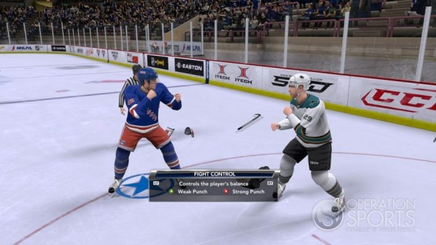NHL 2K9 Screenshot #22 for Xbox 360