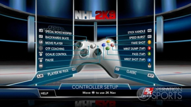 NHL 2K9 Screenshot #27 for Xbox 360