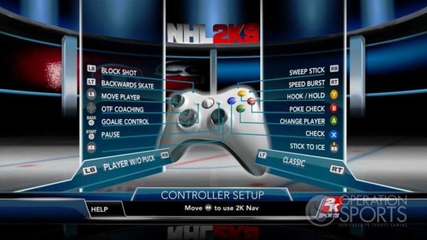 NHL 2K9 Screenshot #28 for Xbox 360