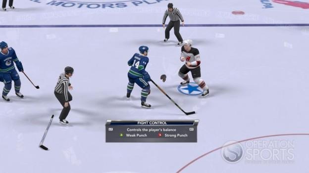 NHL 2K9 Screenshot #29 for Xbox 360