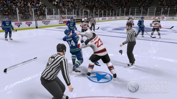 NHL 2K9 Screenshot #30 for Xbox 360