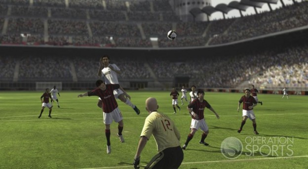 FIFA Soccer 09 Screenshot #15 for Xbox 360