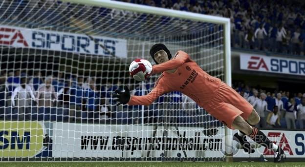 FIFA Soccer 09 Screenshot #17 for Xbox 360