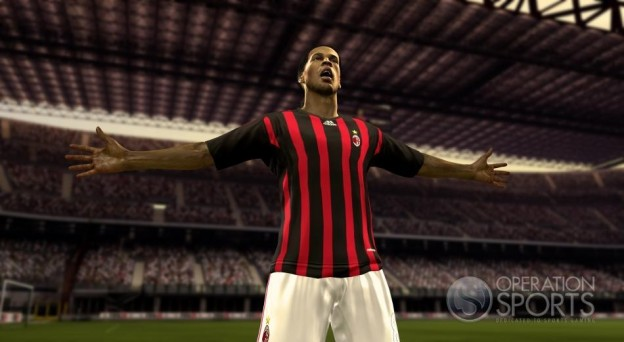 FIFA Soccer 09 Screenshot #5 for PS3