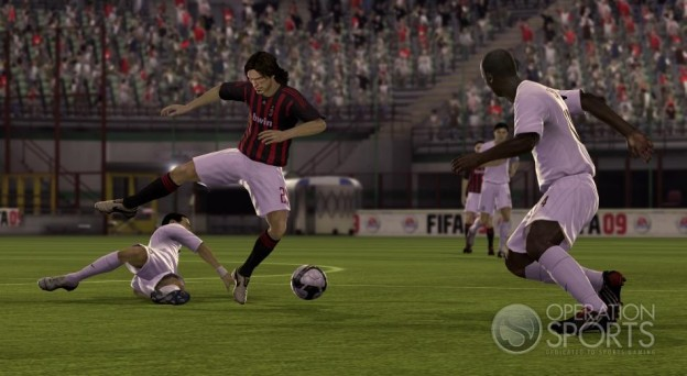 FIFA Soccer 09 Screenshot #7 for PS3