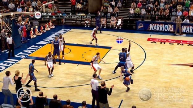 NBA Live 09 Screenshot #71 for Xbox 360