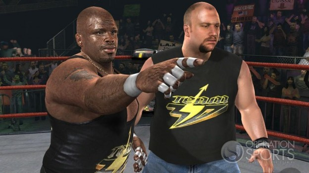 TNA iMPACT! Screenshot #28 for Xbox 360