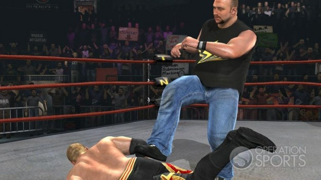 TNA iMPACT! Screenshot #29 for Xbox 360