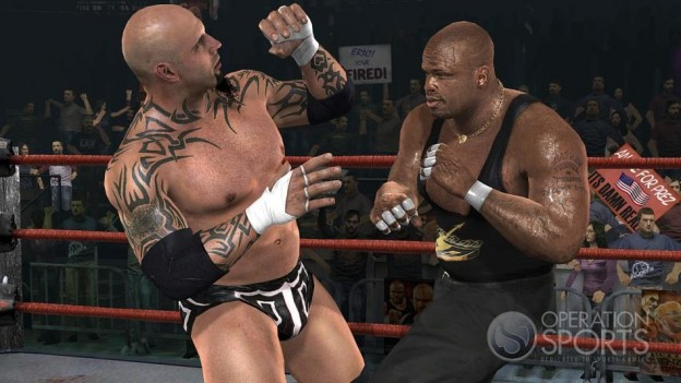 TNA iMPACT! Screenshot #30 for Xbox 360