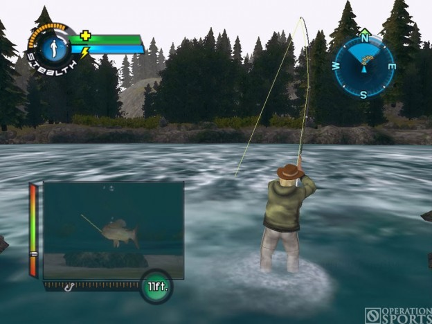 Cabela's Alaskan Adventures Screenshot #4 for Xbox 360