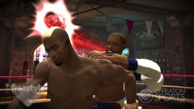 FaceBreaker Screenshot #51 for Xbox 360