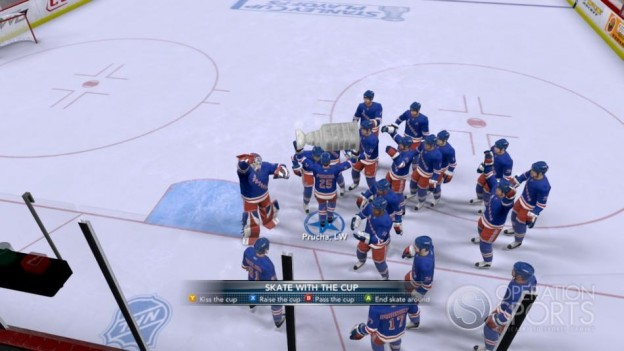 NHL 2K9 Screenshot #31 for Xbox 360