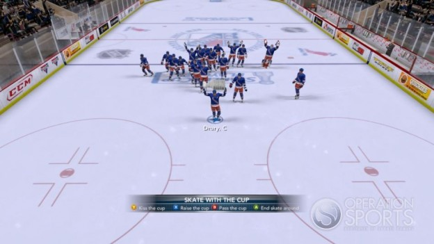 NHL 2K9 Screenshot #32 for Xbox 360