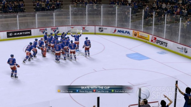 NHL 2K9 Screenshot #33 for Xbox 360