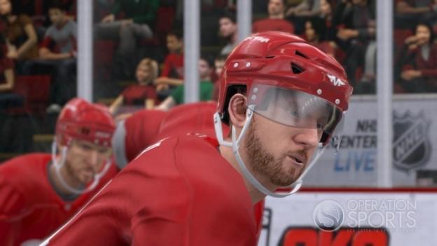 NHL 2K9 Screenshot #34 for Xbox 360