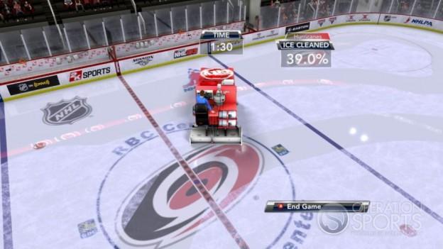 NHL 2K9 Screenshot #36 for Xbox 360