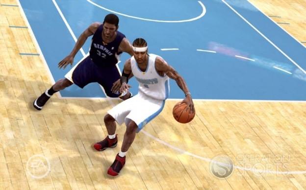 NBA Live 09 Screenshot #73 for Xbox 360