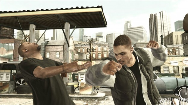 Def Jam: Icon Screenshot #1 for PS3