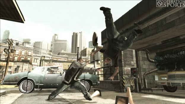 Def Jam: Icon Screenshot #2 for PS3
