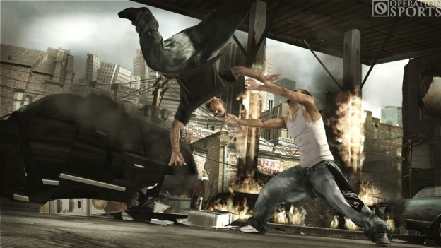 Def Jam: Icon Screenshot #3 for PS3