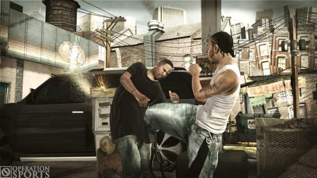 Def Jam: Icon Screenshot #4 for PS3