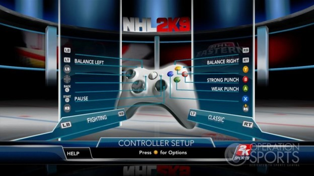NHL 2K9 Screenshot #85 for Xbox 360