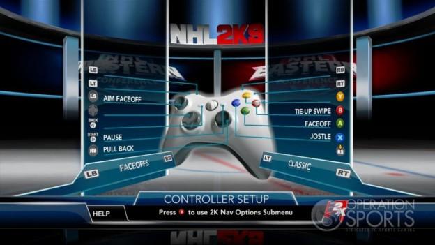 NHL 2K9 Screenshot #86 for Xbox 360
