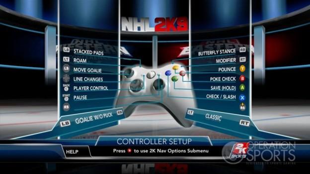 NHL 2K9 Screenshot #87 for Xbox 360