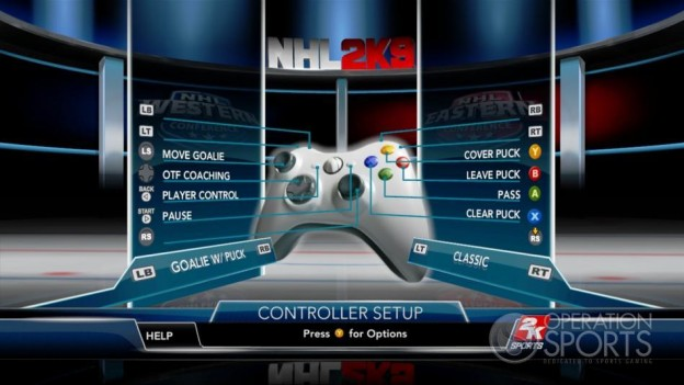 NHL 2K9 Screenshot #88 for Xbox 360