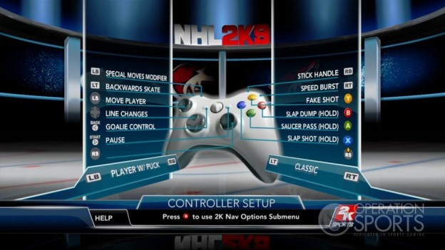 NHL 2K9 Screenshot #90 for Xbox 360