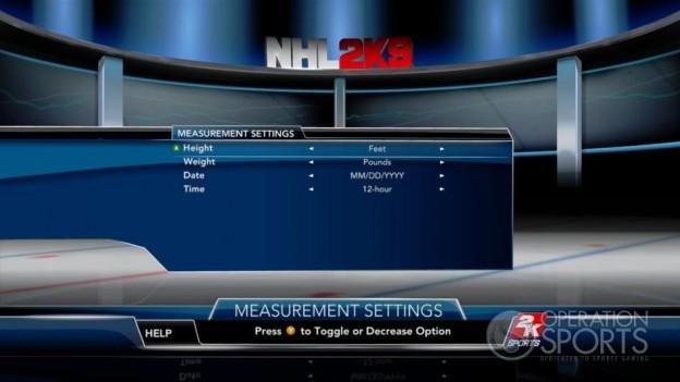 NHL 2K9 Screenshot #91 for Xbox 360