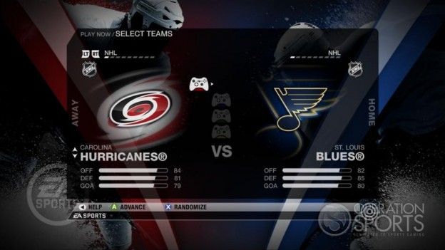 NHL 09 Screenshot #40 for Xbox 360