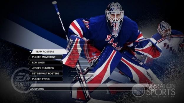NHL 09 Screenshot #94 for Xbox 360