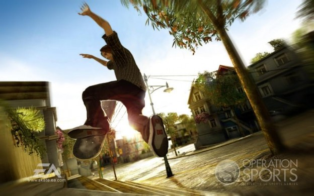 Skate 2 Screenshot #6 for Xbox 360