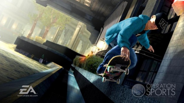 Skate 2 Screenshot #8 for Xbox 360