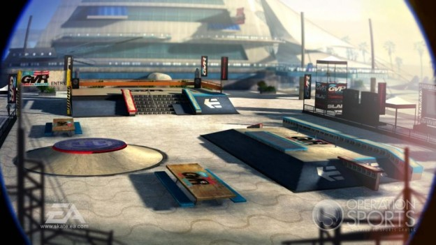 Skate 2 Screenshot #9 for Xbox 360