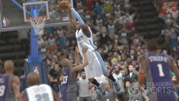 NBA 2K9 Screenshot #16 for Xbox 360