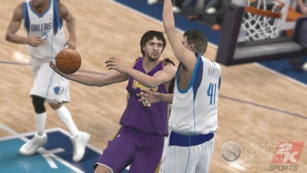 NBA 2K9 Screenshot #18 for Xbox 360