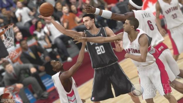 NBA 2K9 Screenshot #20 for Xbox 360