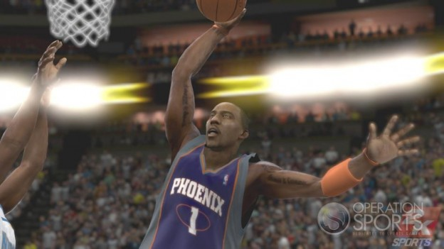 NBA 2K9 Screenshot #25 for Xbox 360