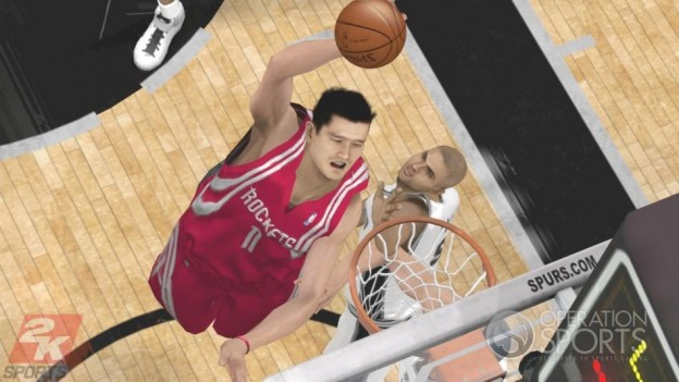 NBA 2K9 Screenshot #26 for Xbox 360