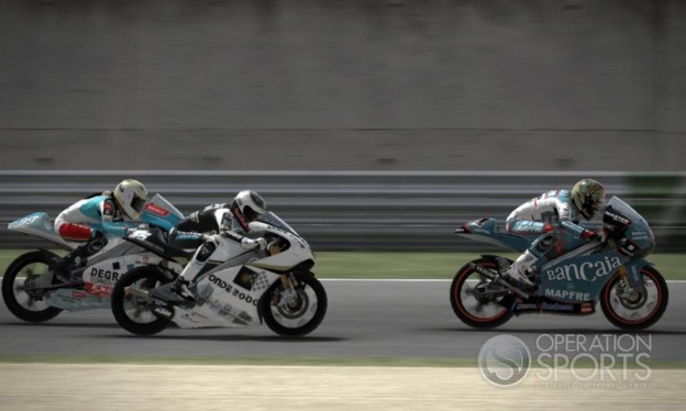 MotoGP 08 Screenshot #1 for Xbox 360